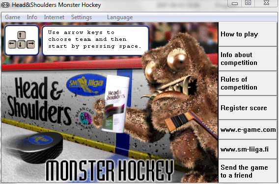 MonsterHockey
